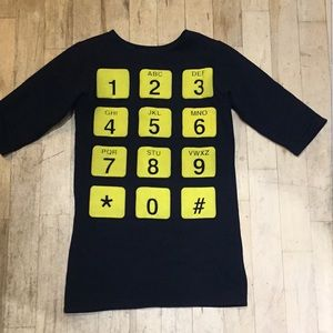 Jeremy Scott sweater dress